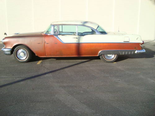 1955 Pontiac Star Chief 2DR HT  For Sale (picture 1 of 6)