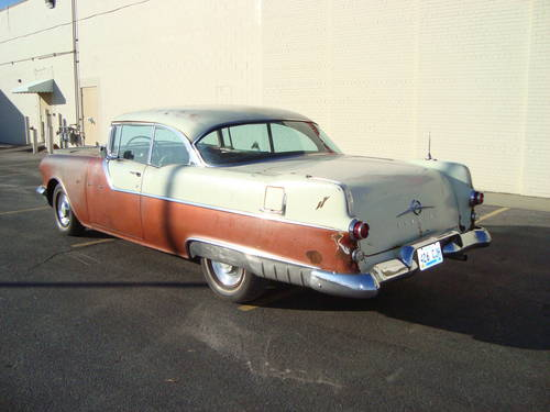 1955 Pontiac Star Chief 2DR HT  For Sale (picture 2 of 6)