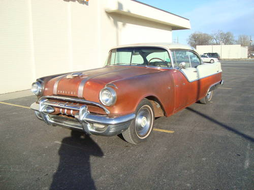 1955 Pontiac Star Chief 2DR HT  For Sale (picture 3 of 6)