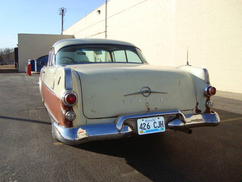 1955 Pontiac Star Chief 2DR HT  For Sale (picture 4 of 6)