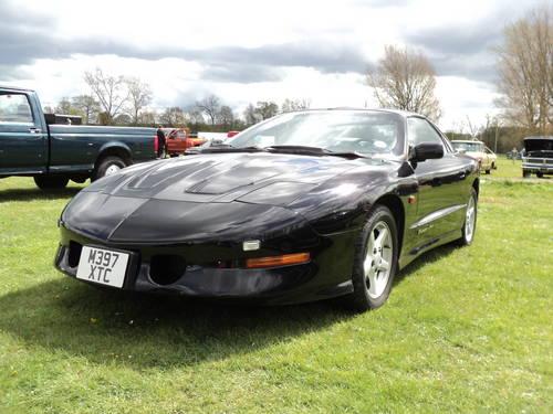 1995 Pontiac Trans Am 5 7 Lt1 V8 Sold