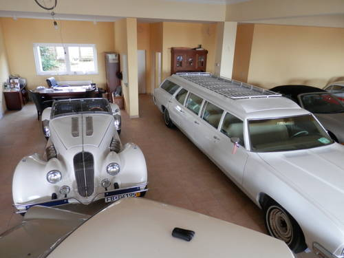 1970 Pontiac 8-door Airport Limo Stationwagon For Sale (picture 3 of 6)