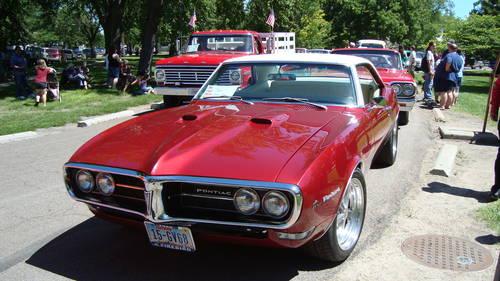 1968 Pontiac Fiirebird For Sale (picture 1 of 6)