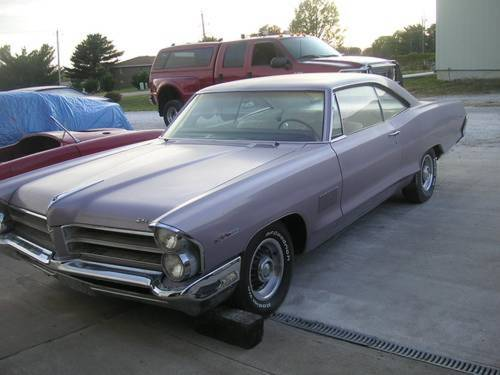 1965 Pontiac Catalina 2+2 421 2DR HT For Sale (picture 1 of 1)