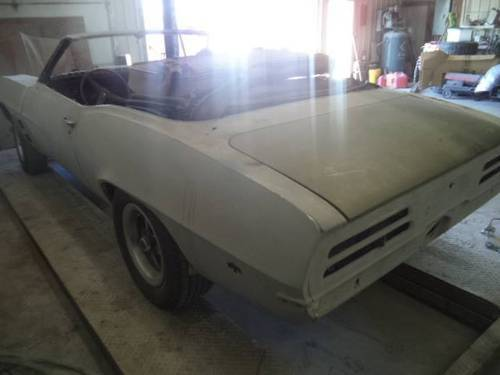1969 Pontiac Firebird 400 Convertible For Sale (picture 3 of 6)
