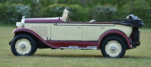 1929 Pontiac Chief of the sixes tourer. For Sale (picture 4 of 6)