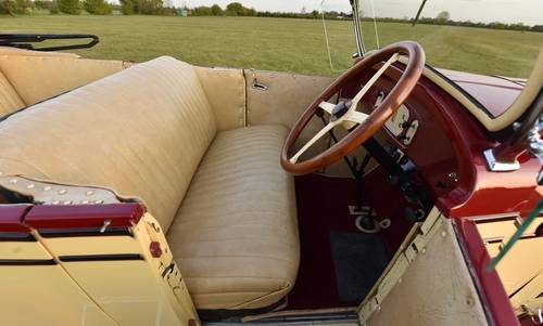 1929 Pontiac Chief of the sixes tourer. For Sale (picture 5 of 6)