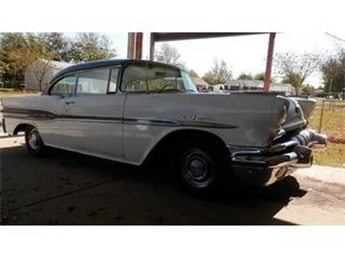 1957 Pontiac Chieftain 2DR HT For Sale (picture 2 of 6)