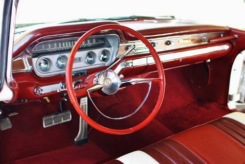 1960 Pontiac Bonneville Convertible Fully Restored Wow! For Sale (picture 5 of 6)