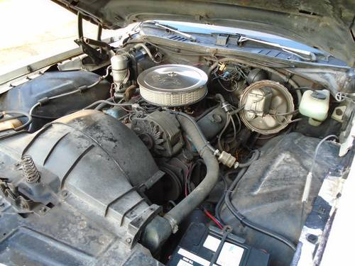 1976 Pontiac Grand Prix SJ 2 door sports coupe For Sale (picture 6 of 6)