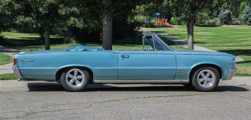 1964 Pontiac Tempest Convertible For Sale (picture 1 of 6)