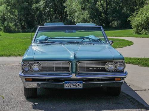 1964 Pontiac Tempest Convertible For Sale (picture 2 of 6)
