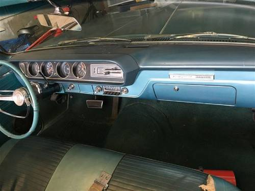 1964 Pontiac Tempest Convertible For Sale (picture 4 of 6)