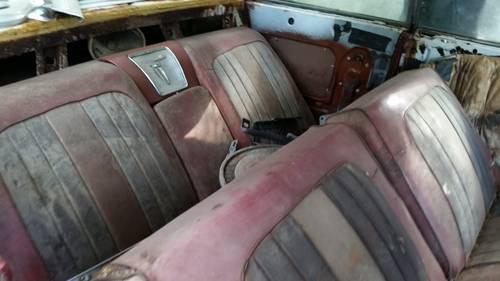 1960 Bonneville 2Dr Bubbletop Hardtop Solid Car Reblt 389 Eng For Sale (picture 6 of 6)