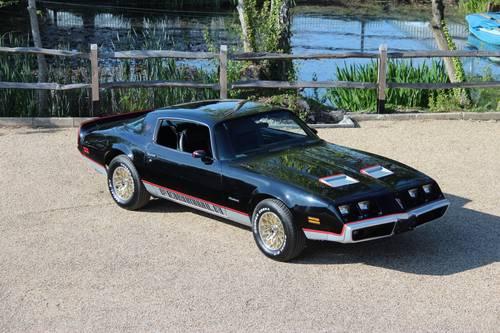1981 Pontiac Firebird 5.0 V8 Formula For Sale (picture 1 of 6)