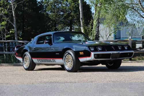 1981 Pontiac Firebird 5.0 V8 Formula For Sale (picture 2 of 6)