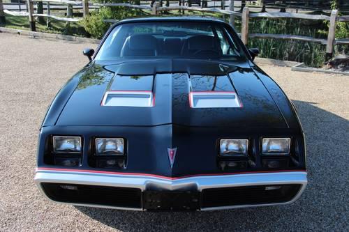 1981 Pontiac Firebird 5.0 V8 Formula For Sale (picture 4 of 6)