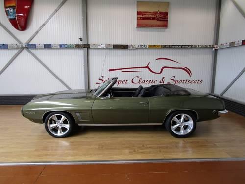 1969 Pontiac Firebird 350CU V8 Convertible For Sale (picture 2 of 6)