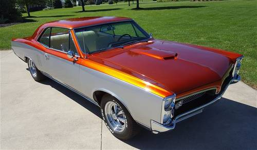 1967 Pontiac LeMans GTO For Sale (picture 1 of 6)