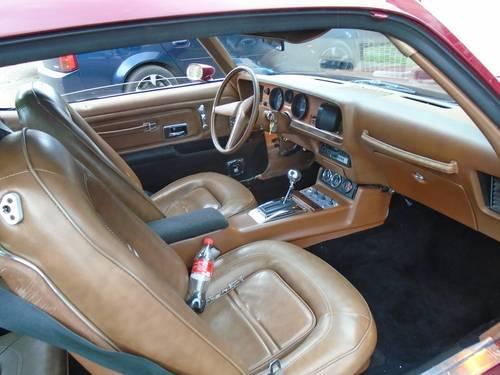 1975 Very rare 455 Pontiac Firebird Transam. For Sale (picture 5 of 6)
