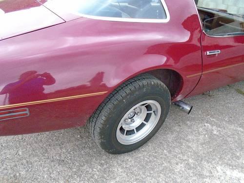 1975 Very rare 455 Pontiac Firebird Transam. For Sale (picture 6 of 6)
