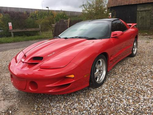 2002 Pontiac Firebird WS6 Trans Am 500HP+ For Sale (picture 1 of 6)