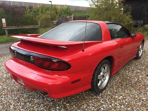 2002 Pontiac Firebird WS6 Trans Am 500HP+ For Sale (picture 3 of 6)