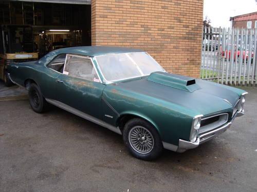 PONTIAC LE MANS 400 BIG BLOCK V8 AUTO 2DR(1966)HOT ROD SPEC SOLD