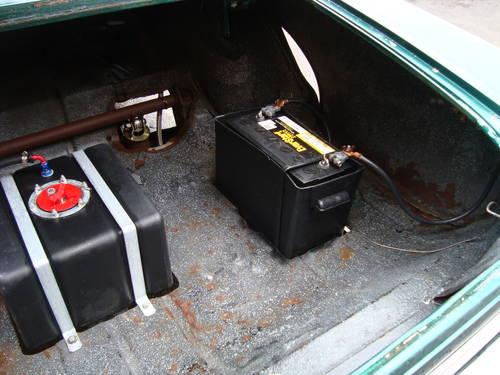 PONTIAC LE MANS 400 BIG BLOCK V8 AUTO 2DR(1966)HOT ROD SPEC