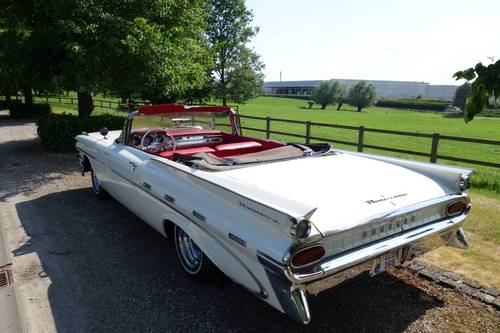 Pontiac Parisienne 1959 convertible For Sale (picture 1 of 6)
