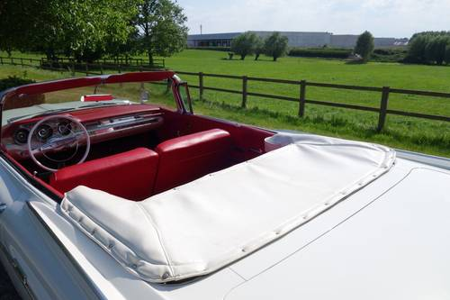 Pontiac Parisienne 1959 convertible For Sale (picture 4 of 6)