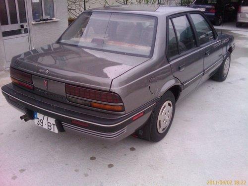 1991 PONTIAC SUNBIRD 2.0 automatik For Sale (picture 3 of 6)