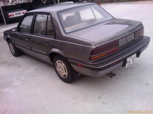 1991 PONTIAC SUNBIRD 2.0 automatik For Sale (picture 4 of 6)