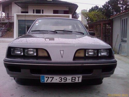 1991 PONTIAC SUNBIRD 2.0 automatik For Sale (picture 5 of 6)
