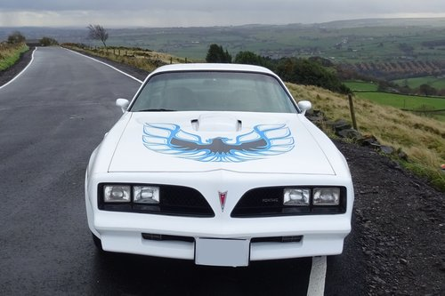 1978 PONTIAC FIREBIRD TRANS AM 400. 300HP ENGINE EXCELENT EXAMPLE For Sale (picture 2 of 6)