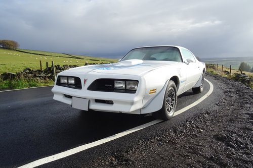 1978 PONTIAC FIREBIRD TRANS AM 400. 300HP ENGINE EXCELENT EXAMPLE For Sale (picture 4 of 6)