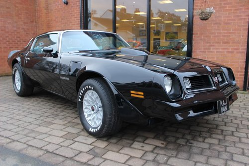 1976 Pontac Trans-Am 400 V8 Auto SOLD (picture 1 of 6)