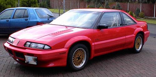 1989 Pontiac ASC/McClaren Grand Prix Turbo Coupe For Sale (picture 1 of 6)