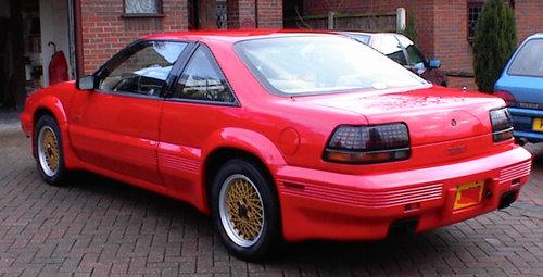 1989 Pontiac ASC/McClaren Grand Prix Turbo Coupe For Sale (picture 2 of 6)