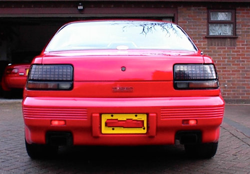 1989 Pontiac ASC/McClaren Grand Prix Turbo Coupe For Sale (picture 5 of 6)