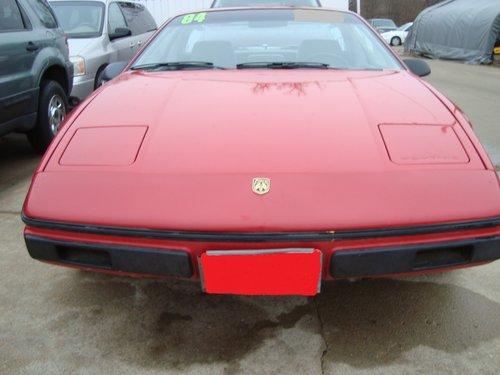 1984 Pontiac Fiero SE 2DR For Sale (picture 3 of 6)