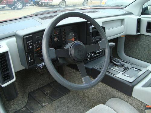 1984 Pontiac Fiero SE 2DR For Sale (picture 5 of 6)