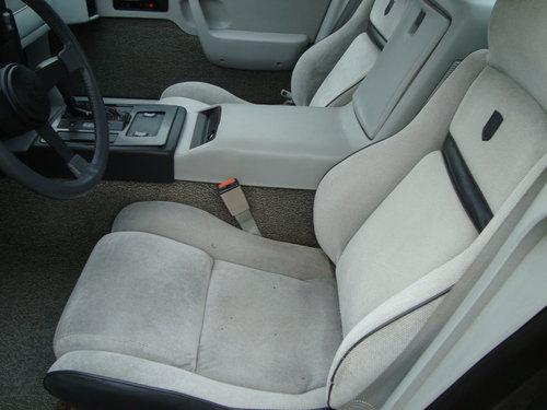 1984 Pontiac Fiero SE 2DR For Sale (picture 6 of 6)