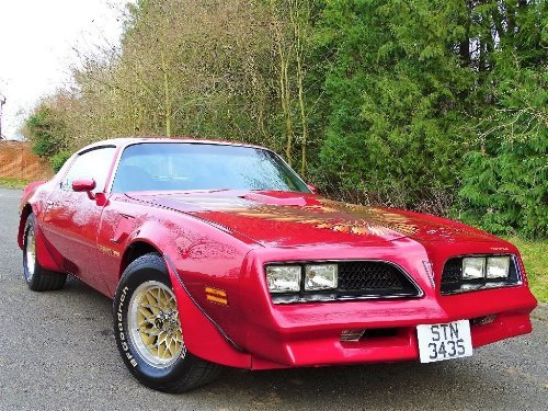 1978 Pontiac Trans Am 6.6 BEAUTIFULLY RESTORED, LOOK. SOLD (picture 1 of 6)