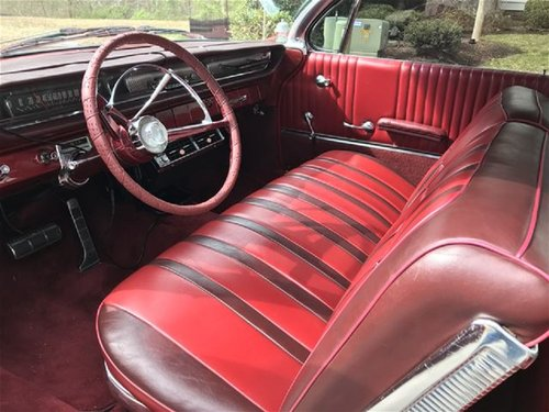 1961 Pontiac 2DR HT Bubble Top For Sale (picture 4 of 6)