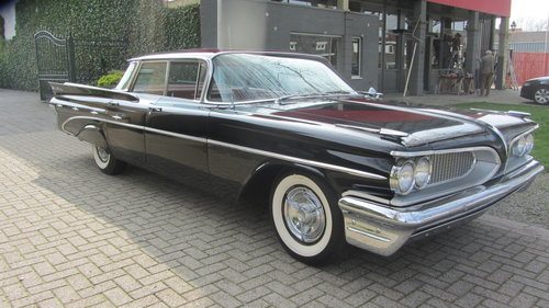 1959 Pontac Star Chief V 8 hardop 59 & 50 USA Classics For Sale (picture 1 of 6)