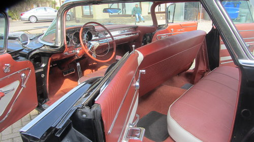 1959 Pontac Star Chief V 8 hardop 59 & 50 USA Classics For Sale (picture 5 of 6)