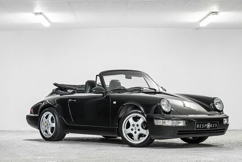 1990 Porsche 911 (964) Cabriolet For Hire (picture 1 of 1)