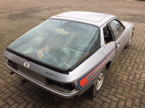 1980 Porsche 924 targa LHD project car SOLD (picture 2 of 6)