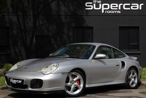 2002 Porsche 996 Turbo - 70K Miles - Tiptronic  For Sale (picture 1 of 6)